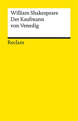 Shakespeare, William: Der Kaufmann von Venedig