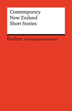 : Contemporary New Zealand Short Stories