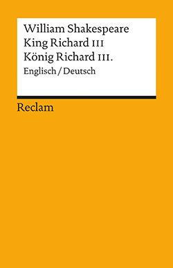 Shakespeare, William: King Richard III / König Richard III.