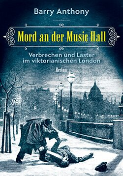 Anthony, Barry: Mord an der Music Hall