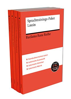 : Sprachtrainings-Paket Latein