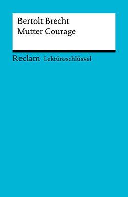 Mutter Courage Pdf