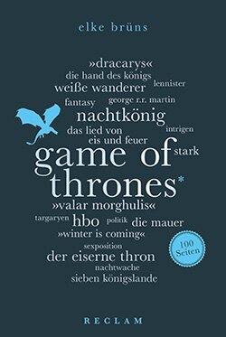 Brüns, Elke: Game of Thrones. 100 Seiten (EPUB)